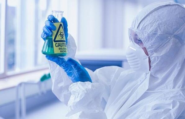 液体化学品防护服CE认证型或4型EN 146053