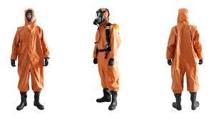 EN 13034-液体化学物质的防护