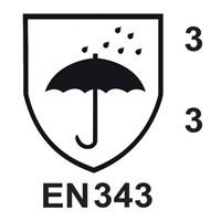 雨衣EN343标志