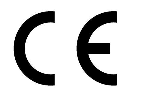 出口前往欧洲和CE认证标志