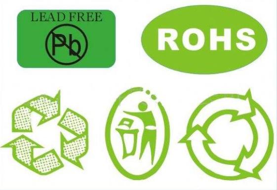 RoHS认证指令下的正确标签