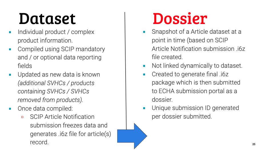SCIP数据库通知
