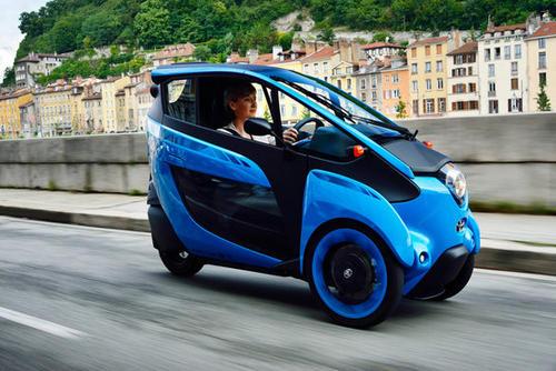 轻型电动汽车